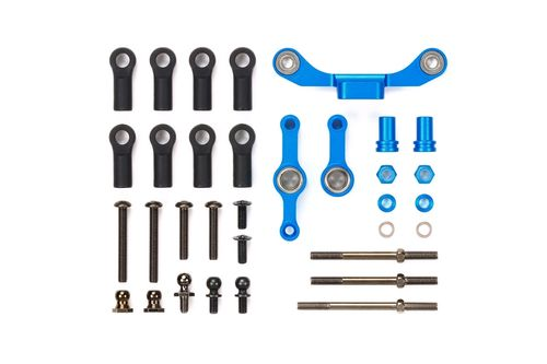 Tamiya 54965 - TT-02S - Optional Alu Racing Steering Set