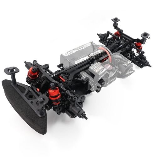 XPRESS 90024 - EXECUTE XM1S - 1:10 4WD Mini Car - ARTR Car Kit
