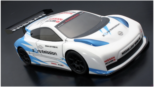ABC 66324 - Nissan Leaf Nismo RC - 1:10 M-Chassis - Karosserie Set - 0.7mm