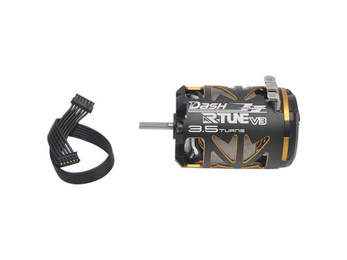 DASH DA-744035 - R-Tune Brushless Motor mit Sensor - Modified Type - 3.5T - V3