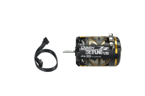DASH DA-744045 - R-Tune Brushless Motor mit Sensor - Modified Type - 4.5T - V3