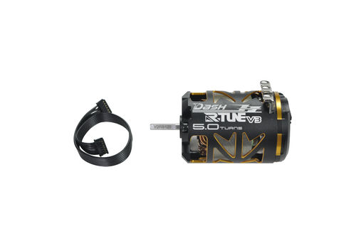 DASH DA-744050 - R-Tune Brushless Motor mit Sensor - Modified Type - 5.0T - V3