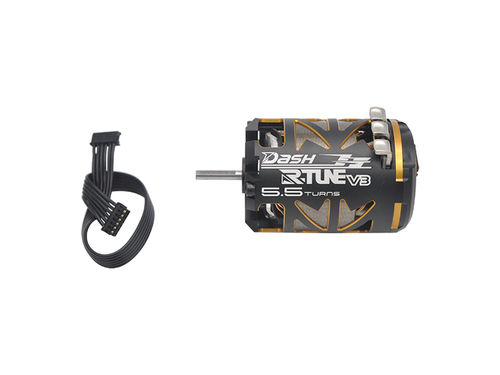 DASH DA-744055 - R-Tune Brushless Motor mit Sensor - Modified Type - 5.5T - V3