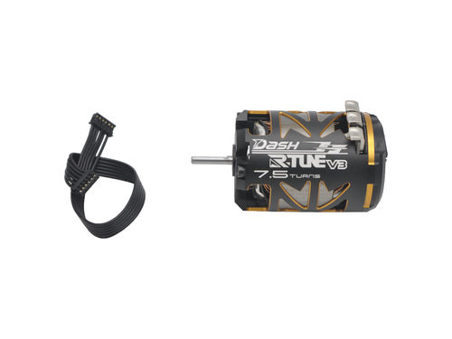 DASH DA-744075 - R-Tune Brushless Motor mit Sensor - Modified Type - 7.5T - V3