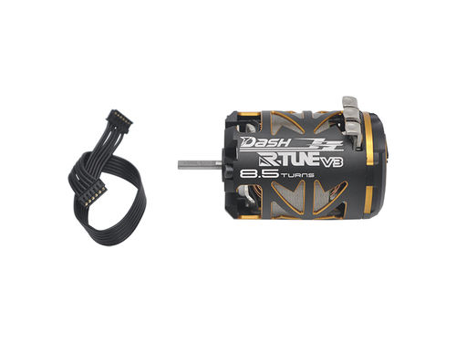 DASH DA-744085 - R-Tune Brushless Motor mit Sensor - Modified Type - 8.5T - V3