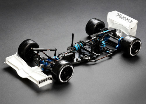EXOTEK - F1 ULTRA - 1/10 2WD Formula Competition Car Kit
