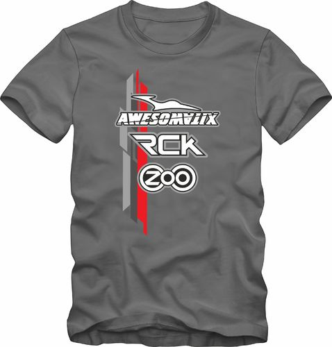 Awesomatix / RCK / ZooRacing - Team T-Shirt - Größe XL