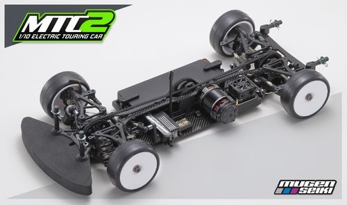 Mugen A2003 - MTC-2 - 1:10 EP Touring Car Kit - 190mm - GRAPHITE version