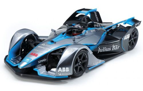 Tamiya 58681 - Formel E - Formula E - TC-01 Car Kit - 1:10 4WD