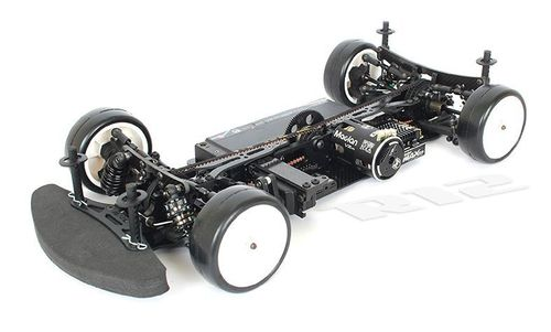 ARC R100025 - R12 - 4WD 1:10 Touring Car Kit - Alu Chassis