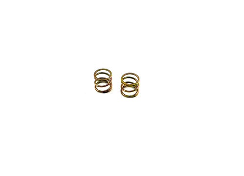 Awesomatix SPR12FM - A12 - Front Springs - MEDIUM - GOLD (2 pcs)
