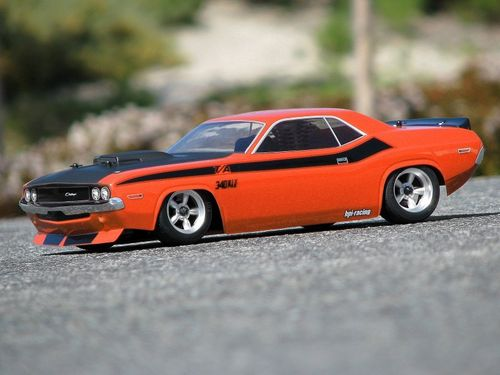 HPI 105106 - Dodge Challenger 1970 - BODY (200mm)