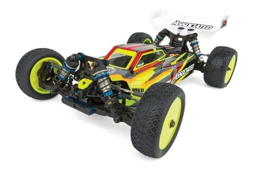 Team Associated 90028 - RC10B74.1D - B74.1D - 1:10 4WD Offroad Buggy Baukasten