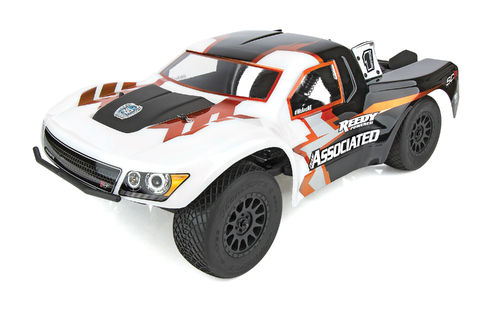 Team Associated 70008 - RC10SC6.2 - SC6.2 1:10 2WD Offroad Short Course Baukasten