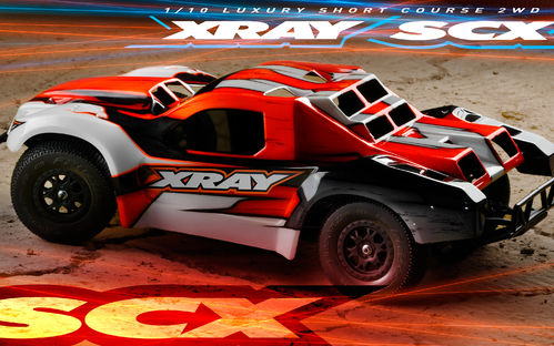 XRAY 320300 - SCX - 2WD Short Course Truck - Ca Kit