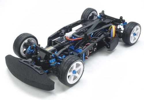 Tamiya 47445 - TA-07RR Chassis Kit - 1/10 EP competition car kit