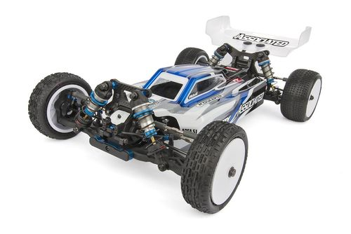 Team Associated 90027 - RC10B74.1 - 1:10 4WD Offroad Buggy Baukasten