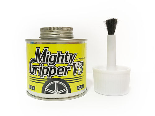 NASA-RC - Mighty Gripper V3 - Yellow - Tire Additive - 100ml
