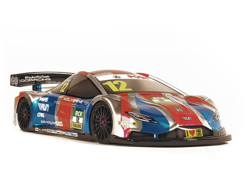 ZooRacing ZR-0011-07 - Wolverine - 1:10 Tourenwagen Karosserie - 0.7mm REGULAR