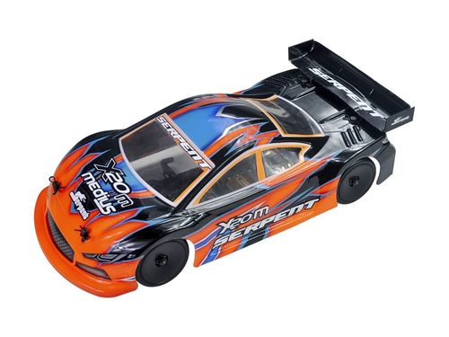 Serpent 400020 - X20 MINI medius - 1:10 EP 4WD M-Chassis - Car Kit