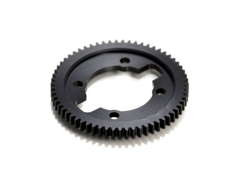 Exotek 2008 - XRAY X1 - SPUR GEAR FOR PAN CAR DIFF - 48dp - 65 T