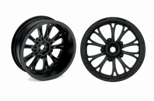 "ProLine 2775-03 - Pomona Drag Spec - Front Wheels 2.2"" - Asso DR10 / Slash 2WD (2 pcs)"