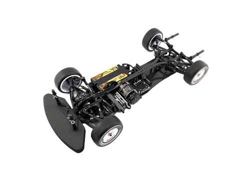 Awesomatix A800FX EVO - Car Kit - 190mm FWD Touring - Carbon Lower Deck Version