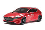Tamiya 51619 - Mazda 3 Body Set - 190mm
