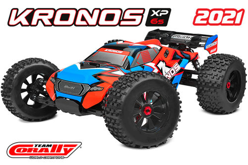 Corally 00172 - KRONOS XP 6S 2021 - 1:8 Monster Truck LWB - Corally 1:8 RTR Family