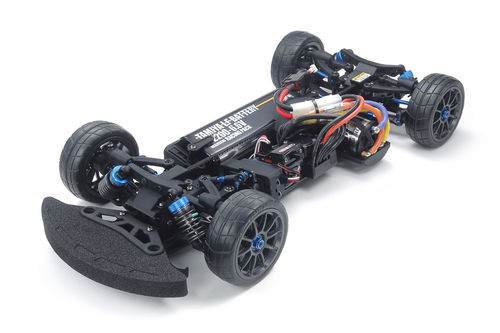 Tamiya 58693 - TA-08 Pro Chassis Kit - 1/10 EP competition car kit